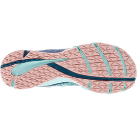 Merrell Bare Access Flex E-Mesh - Chaussures running Femme - turquoise